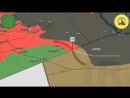 2017.06.15 - Военная обстановка в Сирии. Атака американских сил на сирийцев. Русский перевод