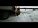 экстремальное шокирующие видео! дальнобойщики крайнего севера россии ЗИМНИК!1 в