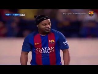 Легенды. Барселона vs Реал