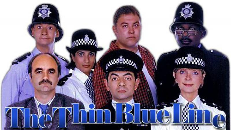 Mr. Bean Тонкая голубая линия (3 из 4)(1995-1996)