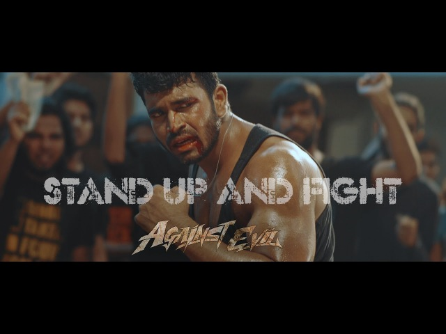 Against Evil - Stand Up and Fight! (Official Music Video)