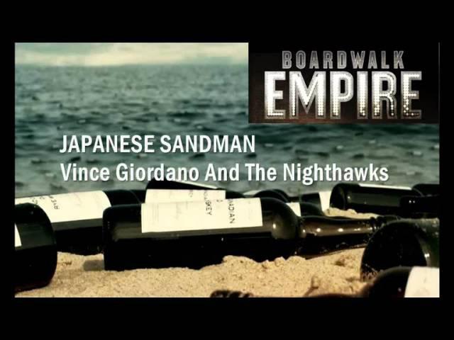 Boardwalk Empire OST - Japanese Sandman