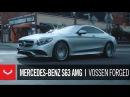 Mercedes-Benz S63 AMG Phoenix Blades Vossen Forged VPS-313T