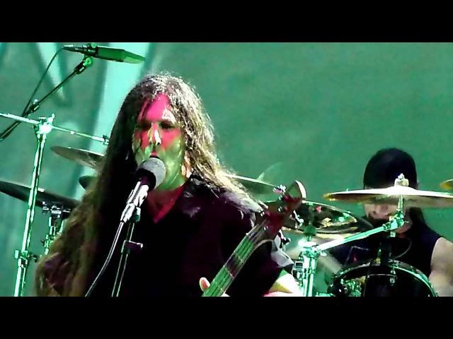 Immolation- All that awaits us (Tribute to Jeff Hanneman) NDF 2013-05-04