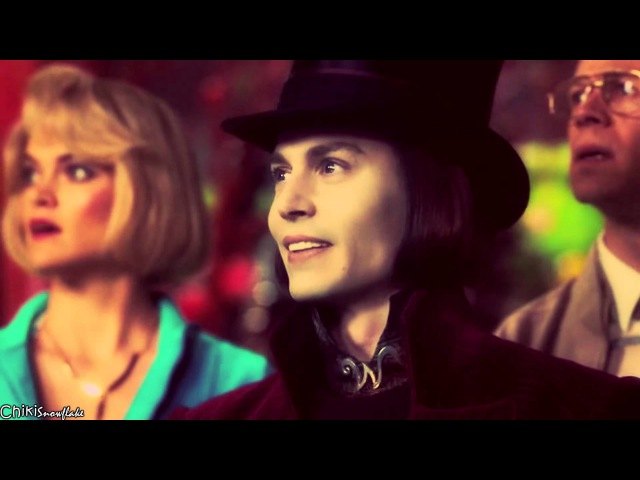Willy Wonka (Johnny Depp) ~ Mr. Wonderful