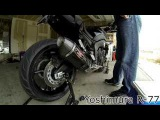 FZ8 with Yoshimura R 77 Exhaust