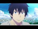Ao no Exorcist: Kyoto Fujouou-hen [TV-2]  Синий Экзорцист: Нечестивый король Киото [01 из 12] [Ancord & Jade]
