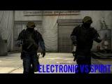 ESEA Premier Season 24 Europe  electronic vs Spirit