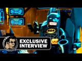 Lego Batman and His Friends and Enemies Interview JoBlo.com!