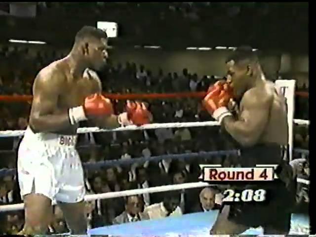1987 10 16 Mike Tyson Tyrell Biggs