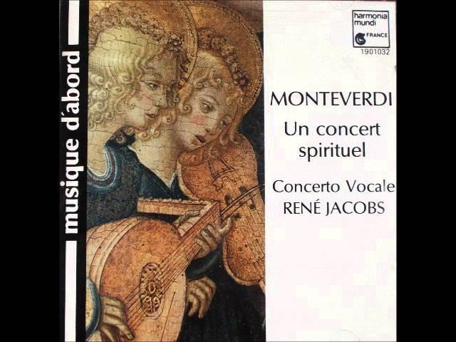 Claudio Monteverdi: Fugge anima mea