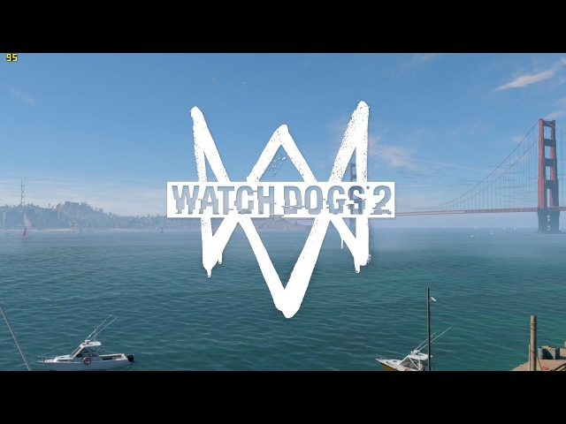 Watchdogs 2 1920x1080 Ultra GTX 1070 @2Ghz Core i5 2500k @4.8GHz