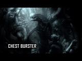 Alien Covenant - Soundtrack #17 - Chest Burster HQ