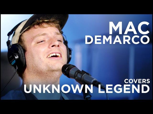 Mac Demarco COVERS Neil Young | SiriusXMU