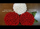 Mega Rosa Simone Cavagnoli/ Simone artes em croche