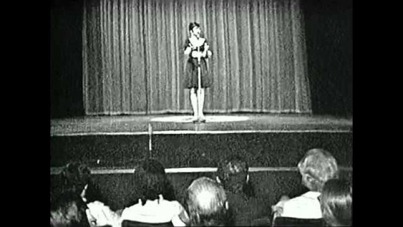 Yaffa Yarkoni - Dona Dona (live in France, 1967) יפה ירקוני