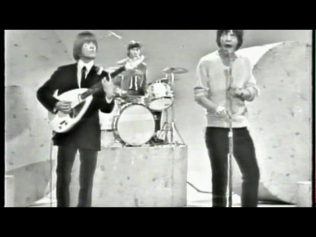 Rolling Stones - Around And Around: 1st Appearance on The Ed Sullivan Show