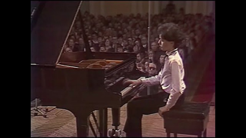 еврейчонок, Chopin Mazurkas, Nocturnes, Scherzo, Fantaisie - video 1985