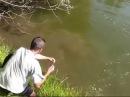 Ловля сома на донку, рыбалка на сома на реке