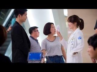 Behind The Scene Descendants Of The Sun - Song Joong Ki Song Hye Kyo 송중기 송혜교 송송커플 태양의 후예 스페셜