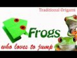 How to make a Frog who loves to jump