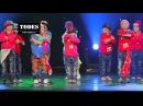 ОТКРЫТЫЙ УРОК ШКОЛ ТАНЦА АЛЛЫ ДУХОВОЙ «TODES». Номер The real hip-hop Северное Измайлово