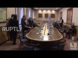 Швейцария Борис Джонсон и Жан-Клод Юнкер прибудет в Женеву на Кипре переговоров.