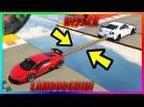 ПЕРЕТЯГИВАНИЕ КАНАТОВ NISSAN GT R VS LAMBORGHINI HURACAN КТО СИЛЬНЕЕ В GTA 5