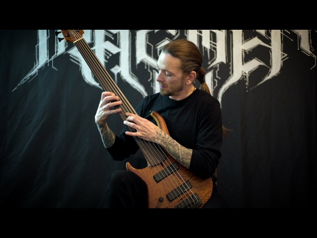 FIRST FRAGMENT GULA Fretless Bass Playthrough by Dominic Forest Lapointe