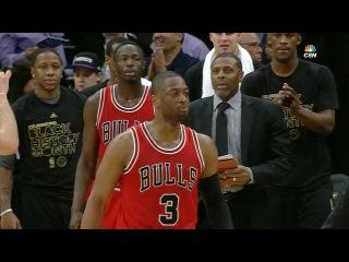 Dwyane Wade GAME-WINNER | Bulls vs Kings | February 6, 2017 | 2016-17 NBA Season