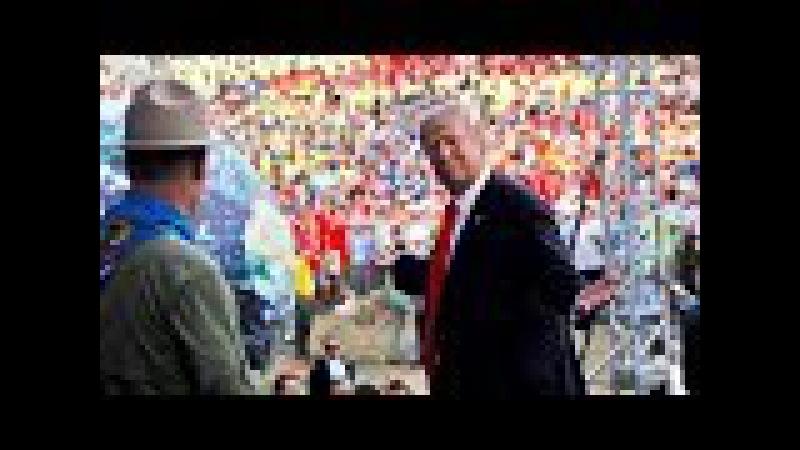 Trump KILLS at the Boy Scout Jamboree (Best Moments)