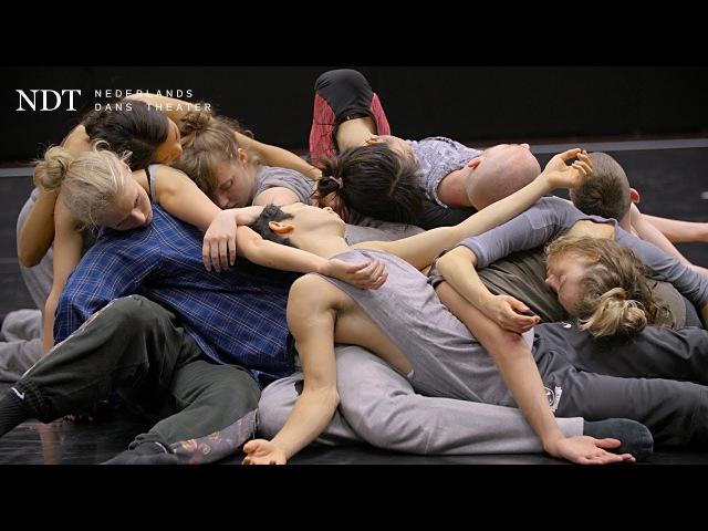Rehearsal - world premiere - Jiří Pokorný - NDT 2 Symbolen