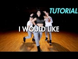 Zara Larsson - I Would Like (Dance Tutorial)  Mihran Kirakosian Choreography