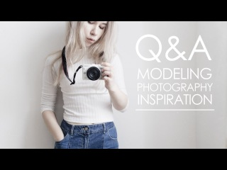 Q&A with Tatiana Kurnosova | Fashion photography | Modeling | My Story | Tips and Advices | ENG subs