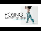 Modeling Poses tutorial  Posing guide for fashion models Asian fashion industry
