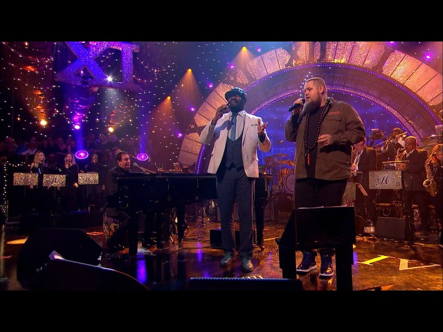Gregory Porter Rag'n'Bone Man with Jools His Rhythm Blues Orchestra - Bring It On Home To Me