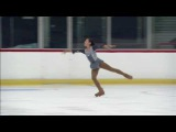 Alysa Liu 2017 Glacier Falls Summer Classic, Junior Ladies Group A Free Skate
