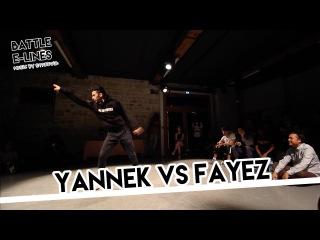 Yannek (enfant du monde) Vs Fayez(C4 electro) / Top 16 / Battle E-lines