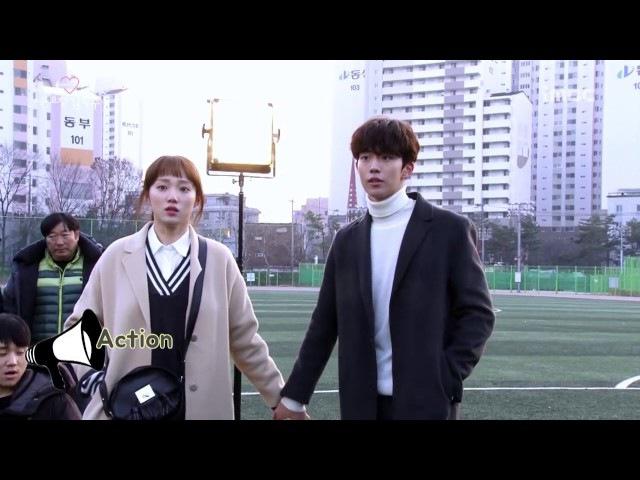 [BTS] Weightlifting Fairy Kim Bok Joo Ep.16 Making Film | Nam Joo Hyuk Lee Sung Kyung