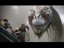 God of War — Ёрмунганд (Морской змей) | ТРЕЙЛЕР (на русском)