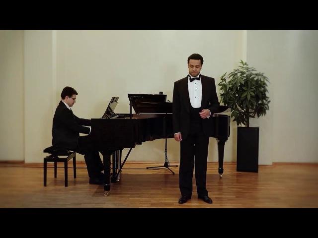 Dmitriy LEBAMBA (bass) - TCHAIKOVSKY - Lyubvi vsye vozrasti pokorni... - Artstudio TroyAnna