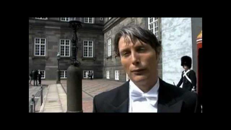 Mads Mikkelsen- Knight of the Order of the Dannebrog