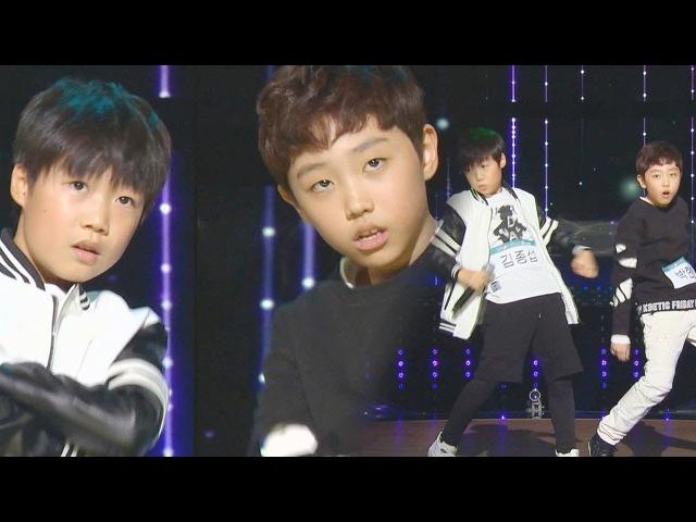 보이프렌드, 힙합 꿈나무들의 반전 무대! 'Boyfriend' 《KPOP STAR 6》 K팝스타6 EP13