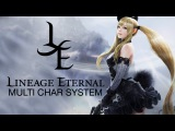 Lineage Eternal - Multiple Character Gameplay - Eternal Team System - Tower 2-5