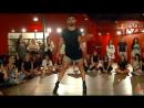 YANIS MARSHALL HEELS CHOREOGRAPHY BILANGUAL JOSE NUNEZ. MILLENNIUM DANCE COMPLEX