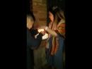 день рождение Акжана.