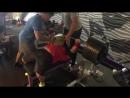 Вадим Довганюк - дожим 370 кг на 3