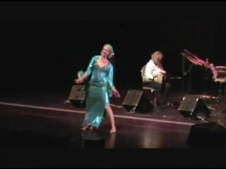 ICTM 2011 - Belly Dance to Live Arabic Music - Saidi-Baladi Performance 8919