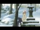 В лесу мерцания светлячков/Hotarubi no Mori e [AniDub]