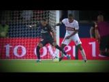 Невероятный гол Неймара в матче ПСЖ - Тулуза